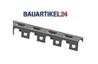 Drunterleisten Abstandleiste Bewehrungsabstandhalter 50mm 60lfm