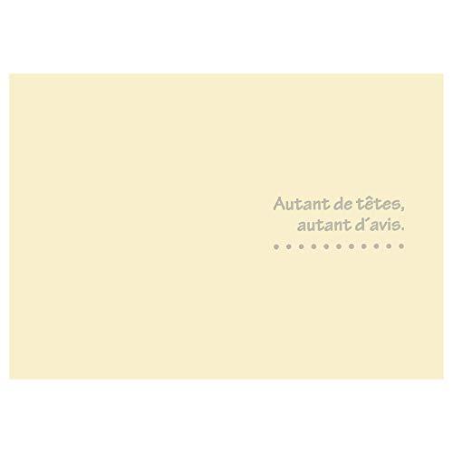 HAKUBA 写真台紙 ランス ドゥ ポストカードサイズ 2面(ヨコ・ヨコ) クリーム MRCDO-PCY2CR