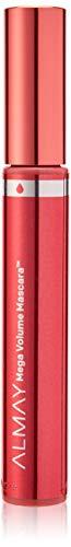 Almay Mega Volume Mascara, Waterproof, Black 040