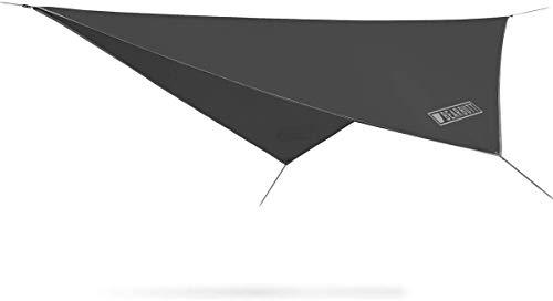 Rain Fly Bear Butt - Easy Set Up Portable Hammock Tarp Shelter - Made of Quality Lightweight...