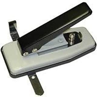 Hand held ID Card Slot Punch (Works with All PVC Cards and ID Card Printers)
