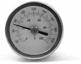 Rehau 250218 Pro-Balance Brass Manifold Mini Thermometer