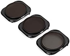 Tiffen Camera Lens Filters for DJI Mavic 2 Pro Drone Including Neutral Density 3 Filter Kit
