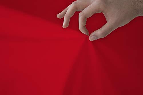 GEMITEX Magico COPRIDIVANO 2 POSTI in Tessuto Tinta Unita ED Elasticizzato, Polyester, Bordeaux, Schienale Fino A 180 CM