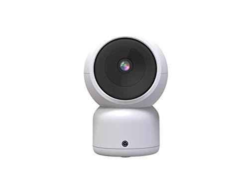 Cámara DV-3PTC, HD 1080P, WiFi 2,4 Ghz, motorizada, detección y seguimiento del movimiento, doble audio, compatible con Alexa y Google, aplicación DadVu (Smart Life – tuya)