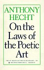 On the Laws of the Poetic Art (A. W. Mellon Lectures in the Fine Arts)
