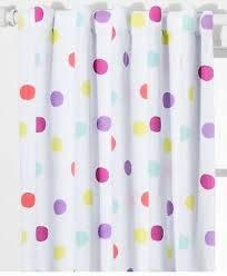"""Pillowfort Blackout Dot Curtain Panel 84""""x 42"""""""