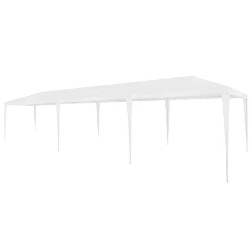 Ausla 3m x 9m PE Party Tent - White