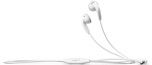 Sony MH410C Originale Stereo Headset (Auricolare, 3.5mm Spina, Microfono Incorporato) Xperia E, Xperia J, Xperia P - Bianco
