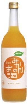 中埜酒造 國盛みかんのお酒 720ml/6本 .hnお届けまで10日ほどかかります
