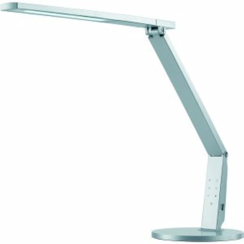 Hansa Schreibtischleuchte Vario Plus LED 10W Metall Kunststoff silber