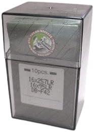 Choice 100 Organ 16X257LR DBXF2 16X95LR Sewing Point Max 52% OFF Ne Machine Leather