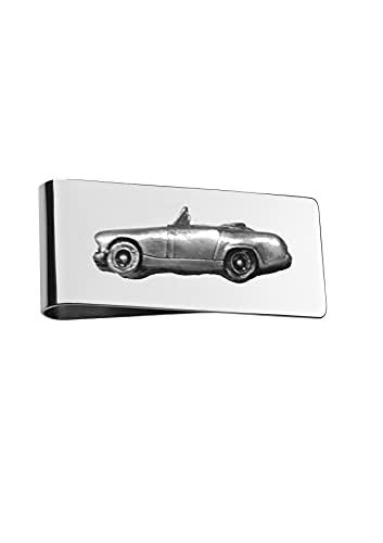 Classic Car Healey Sprite Mk2 ref17 - Soporte para clip de dinero (efecto peltre)