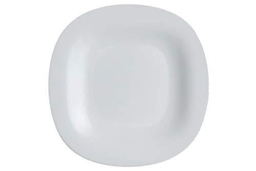 Luminarc Juego de platos de 3 piezas para 1 persona Karine Granit (azul claro) (plato llo)