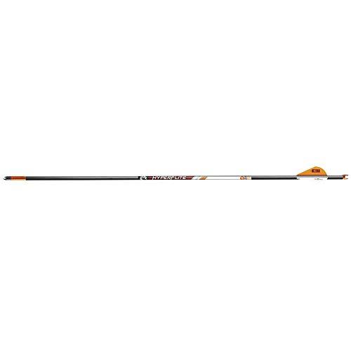 Barnett Archery 22' HYPERFLITE Arrows, 5pk Hunting Arrows for Barnett HyperGhost Crossbow, Black