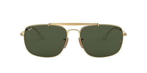 Ray-Ban Herren RB3560-001-61 Sonnenbrille, Gold (Dorado), 61
