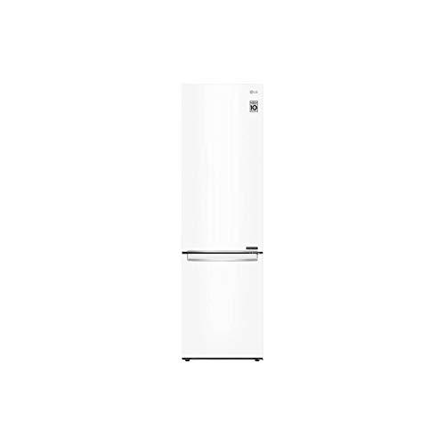 LG GBP32SWLZN - Frigorífico Combi Total No Frost A++, 203 cm, Blanco
