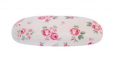Lucy - Funda para gafas (16 × 3,5 cm), color rosa