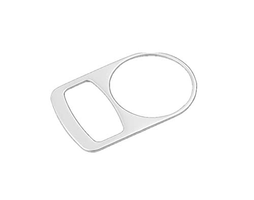 Accesorios de Interior Interruptor De Luz De Cabeza Panel Decoración Marco Cubierta Embellecedor Tablero Calcomanía para Au-di Q3 2013-2017