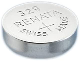 All Renata Coin Cell Model Batteries (329)