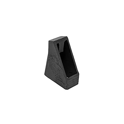 RAEIND Magazine Speedloader for M&P Shield, Springfield XD-S, Ruger LCP, Sig 938, All Colt 1911 Single Stack, 9mm, 40, 45 ACP Pistols (RAE-702) (Black)