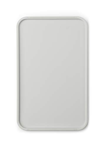 Brabantia -123146- Planche à découper plus plateau - Dark Grey