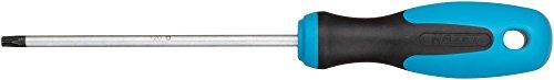 Hazet Schraubendreher, Innen TORX Profil, Schlüsselweite: T20, 1 Stück, klinge mattverchromt, spitze brüniert, 810-T20