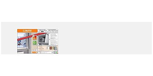 CLIMAPOR Dämmplatte Fensterlaibung/Rollladenkasten, weiß, 124 x 27 cm x 9 mm, 1 Packstücke (= 1 qm)