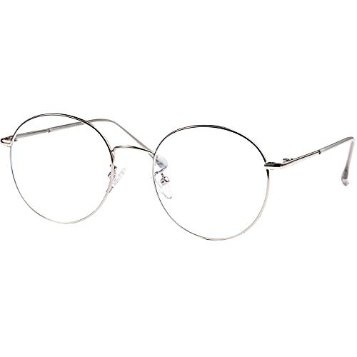 ROSA&ROSE Gafas para Ordenador Anti luz Azul - Gafas con Filtro de luz Azul bloqueo de luz azul Evita la Fatiga Ocular para Hombre y Mujer ✅
