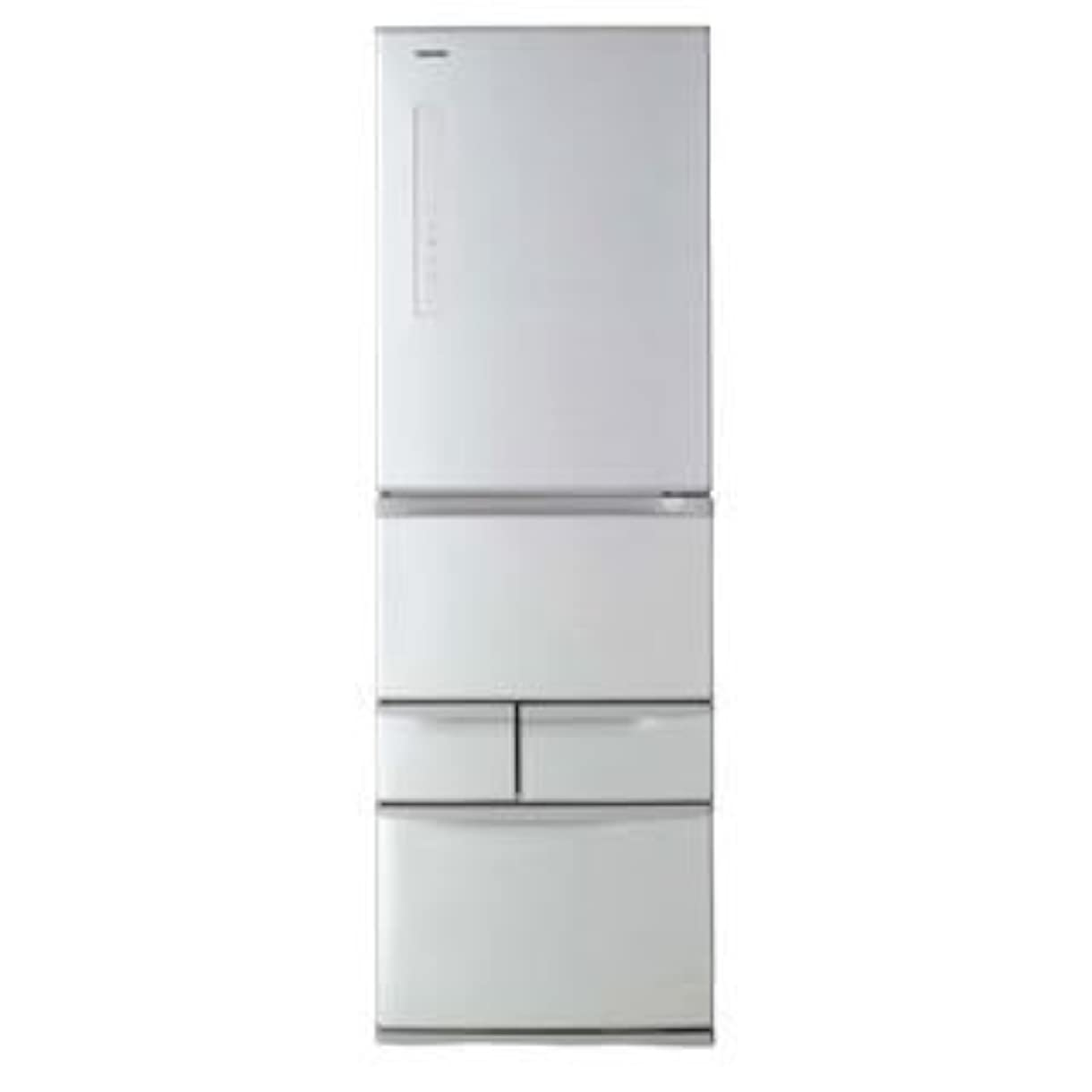 主要な結晶お願いしますGR-G43G-SS 東芝 冷蔵庫 VEGETA 5ドア 426リットル ブライトシルバー
