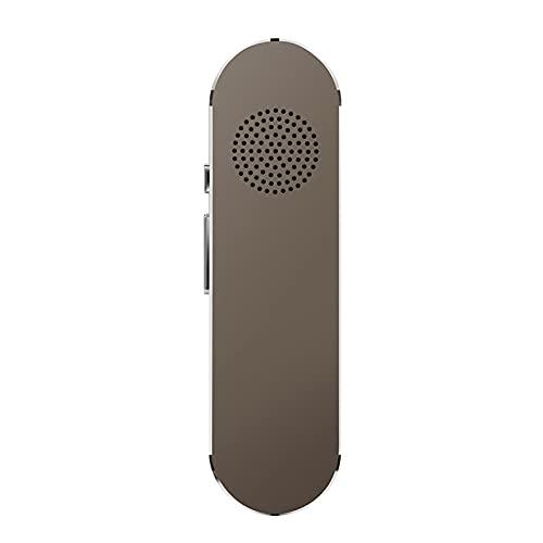 Staright K8 Voice Translator Tradução inteligente por voz BT portátil em vários idiomas Tradução em tempo real para 68 idiomas no exterior Viagens Palestra de negócios