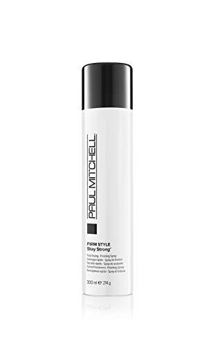 Paul Mitchell Stay Strong - Haarspray für starken, flexiblen Halt, nicht beschwerendes Hair-Spray für maximale Kontrolle und Volumen - 300 ml