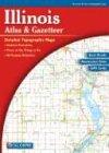 ILLINOIS ATLAS & GAZETTEER 6/E (Delorme Atlas & Gazetteer)