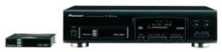 Pioneer PD-M406 reproductor de CD HiFi CD player Negro - Unidad de CD (1-Bit DLC, 98 dB, 2-20000 Hz, HiFi CD player, Negro, 12 W)