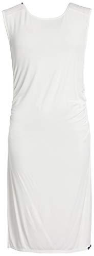 khujo Moniek damesjurk van jersey zomerjurk met losse en knielange snit