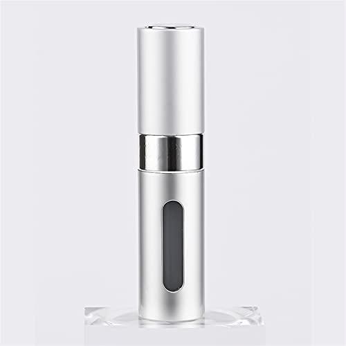 Botella de perfume de viaje Contenedor cosmético de la botella cosmética de la botella de perfume recargable de 8 ml Mini pulverizador de viaje portátil para herramienta de maquillaje líquido de perfu