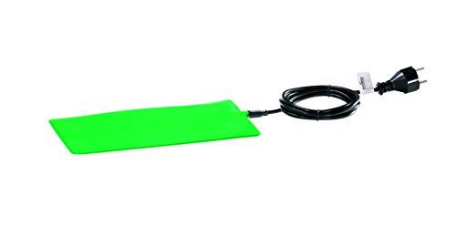 Romberg Heizmatte S (Maße 27x15 cm, 10 Watt, für Pflanzen und Terrarien, schutzisoliert, säurebeständig) 12093104, grün