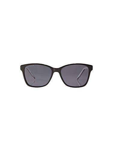 TOM TAILOR Damen Eyewear Wayfarer Kinder-Sonnenbrille black-pink-white,OneSize