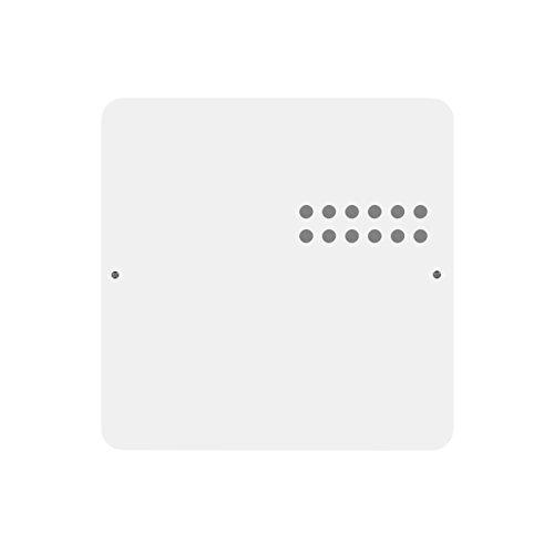 White Magnetic Bulletin Board