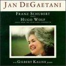 Songs by Jan DeGaetani