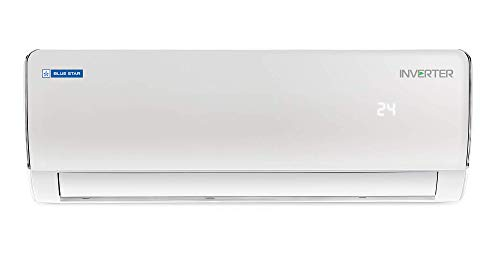 Blue Star 1 Ton 3 Star Inverter Split AC (Copper, IC312XATU, White)