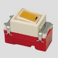 神保電器 ニューマイルドビーシリーズ ガイド用埋込オーロラマークスイッチ 片切 15A 300V 表示灯100V ホワイト JEC-BN-1MGR