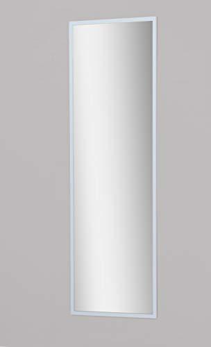 Garderobenspiegel Badspiegel Wandspiegel Spiegel in weiß