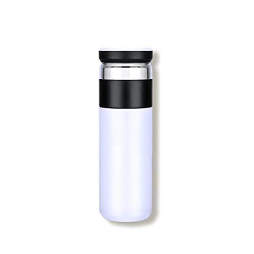 SXYB Tee- und Wassertrennung Thermosbecher, Mini tragbare und große Kapazität, sorgfältig ausgewählte Materialien, Hochtemperaturbeständigkeit, Nicht zerbrechlich, gesund und sicher