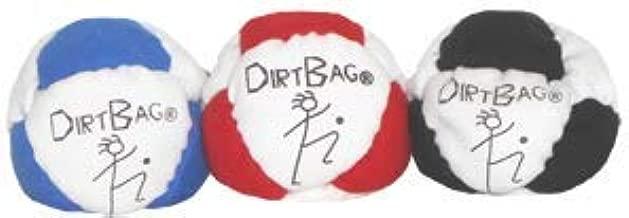 Dirtbag Classic Footbag Hacky Sack 3 Pack