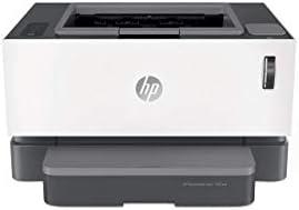 HP Neverstop Laser 1001nw – Impresora con depósito de tóner para imprimir hasta 5000 páginas, Impresión monocromo de...