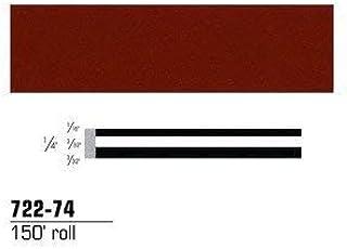 3M™ Scotchcal™ Striping Tape 72274, Burgundy Metallic, 1/4 in x 150 ft