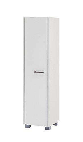 Schildmeyer Laif Aparador, Madera, Blanco, 30 x 30.2 x 120.2 cm