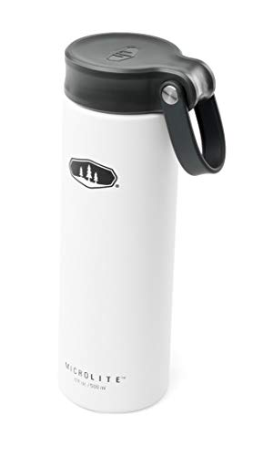GSI Outdoors Microlite 500 Bouteille Blanc