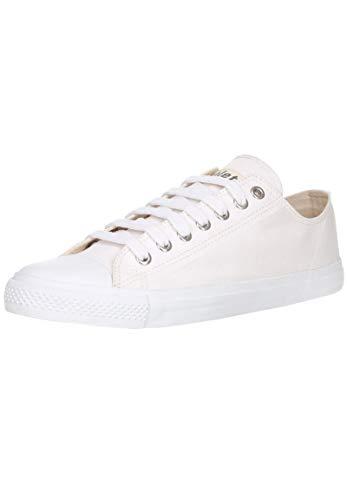 Ethletic Unisex Sneaker Lo Fair Trainer White Cap just White | just White 42 Fair | Vegan | Nachhaltig